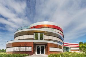 Crhristiaan Huygens College, Eindhoven, Architectenbureau Thomas RAU