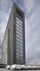 Entrada, Tilburg, Hooper architects