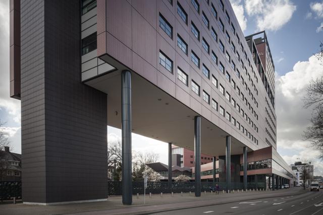 Interpolis, Tilburg, Architecture, Abe Bonnema