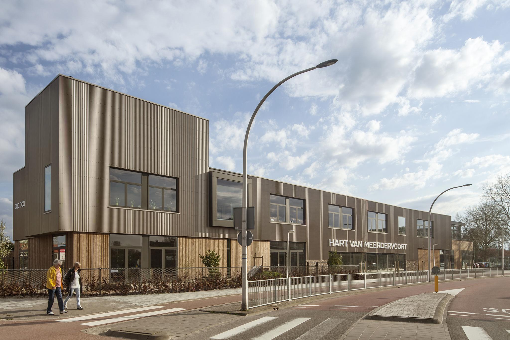 Architectenburo Frans van Roy - Hart van Meerdervoort, Zwijndrecht