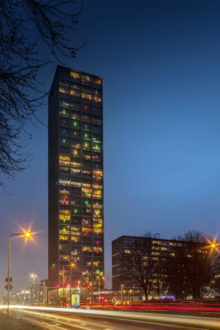 Westpoint Tower Tilburg.