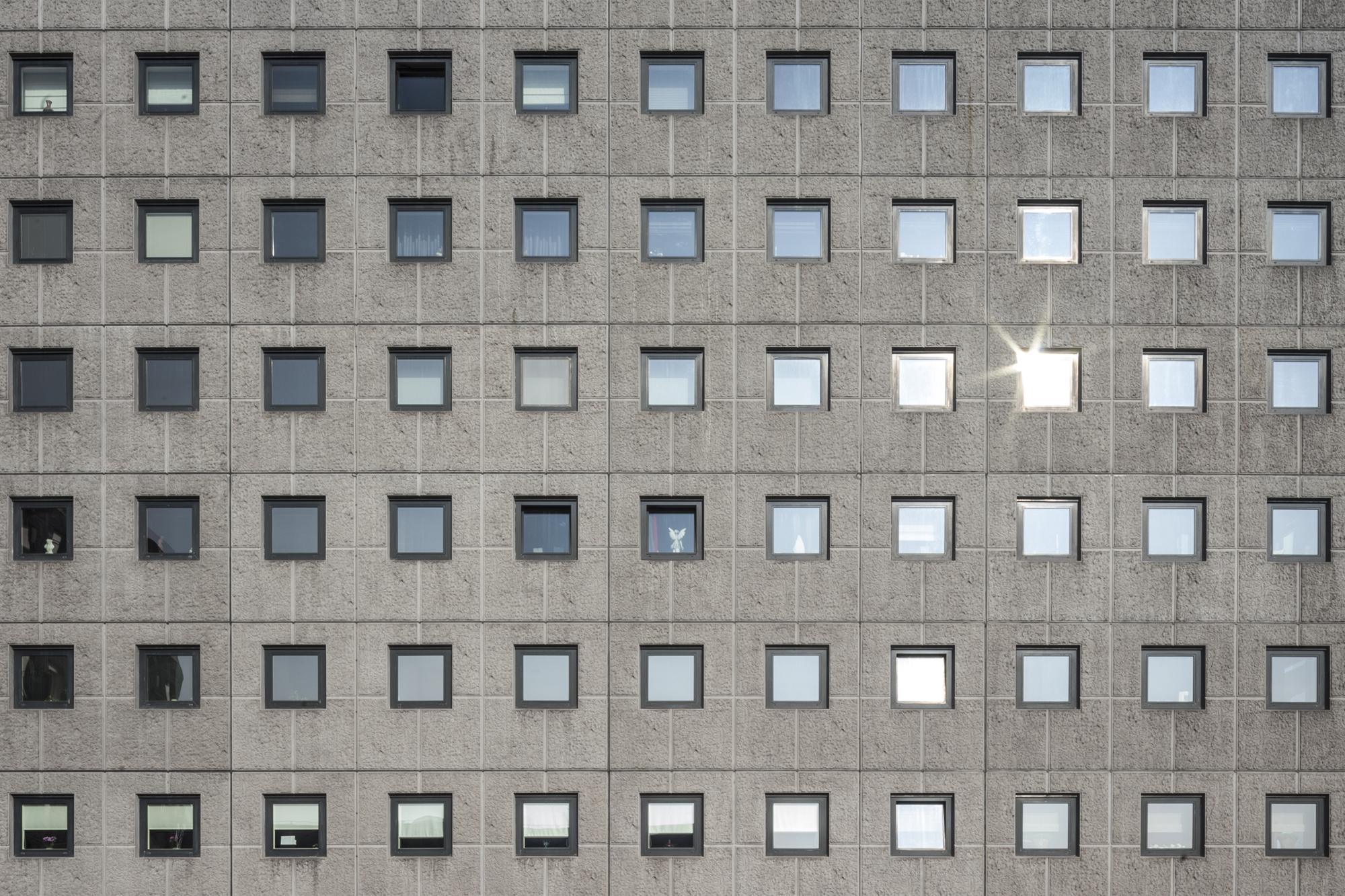 WestPoint, Tilburg, Nederland, Brutalism, architecture,