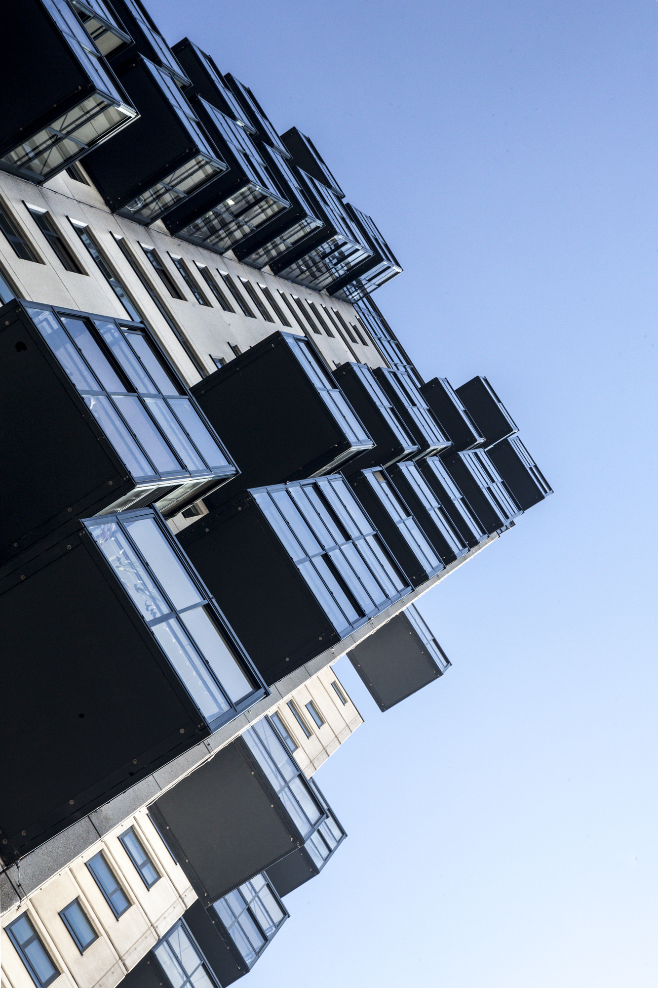 Stadsheer, Tilburg, Nederland, Architecture,
