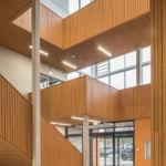 Campus 013 in opdracht van: Houtindustrie Veteka, experts in houtbewerking.